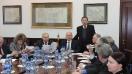 Координационный Совет  РСПП ЦФО РФ в Москве в октябре 2012 года.